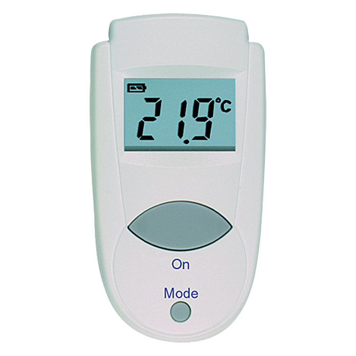 Infrarot-Thermometer Mini-Flash (Anzeige: Digital, Höhe: 68 mm)