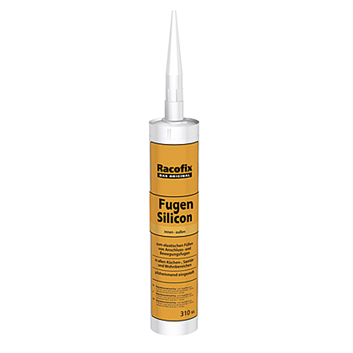SILICON 310ml       SANDGRAU            RACOFIX