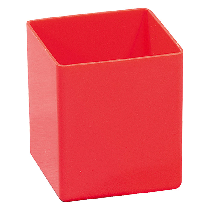 Lockweiler Small Box 5 (54 x 54 x 63 mm, Rot)