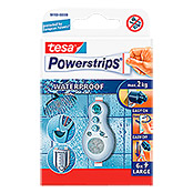 TESA POWERSTRIPS WATERPROOF LARGE /