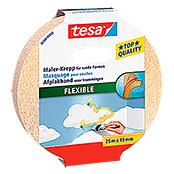 MALER-    KREPP     FLEXIBLE  25m:19mm  TESA