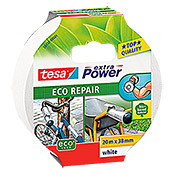 EXTRA POW.ECO REPAIR20m:38mm  WEISS     TESA