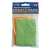 WINDSHIELD WONDER   ERSATZPADS 2-ER SET