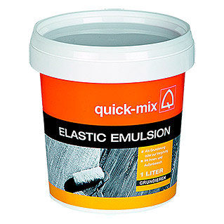 Quick-Mix Elastic Emulsion (1 l, Lösemittelfrei)