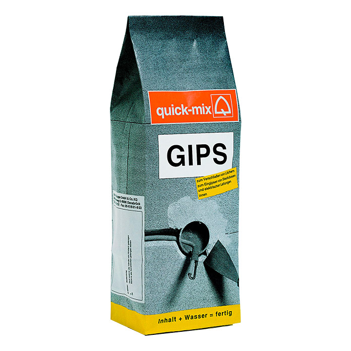 Quick-Mix Gips  (1,5 kg)