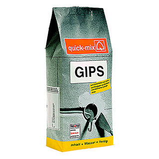 Quick-Mix Gips (15 kg)