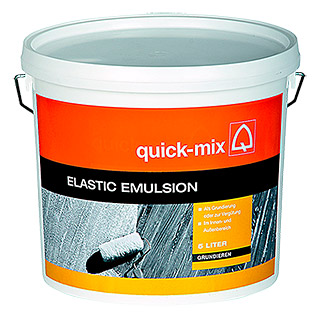 Quick-Mix Elastic Emulsion (5 l, Lösemittelfrei)