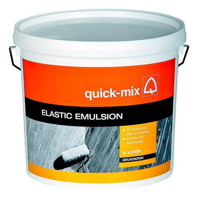 Quick-Mix Elastic Emulsion  (5 l)