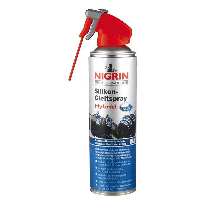 HYBRID SILIKO-GLEIT-SPRAY 500 ml        NIGRIN