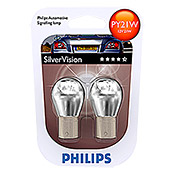 PHILIPS PY21W 12V SILVERVISION 2ER-BLISTER