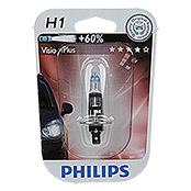 PHILIPS H1 VISION PLUS 1ER BLISTER