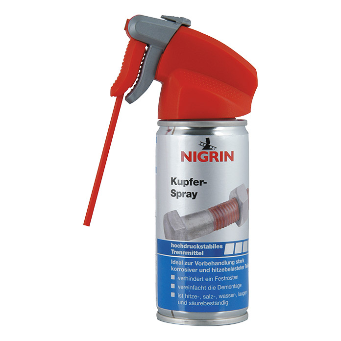 REPAIRTEC KUPFER-   SPRAY 100 ml        NIGRIN