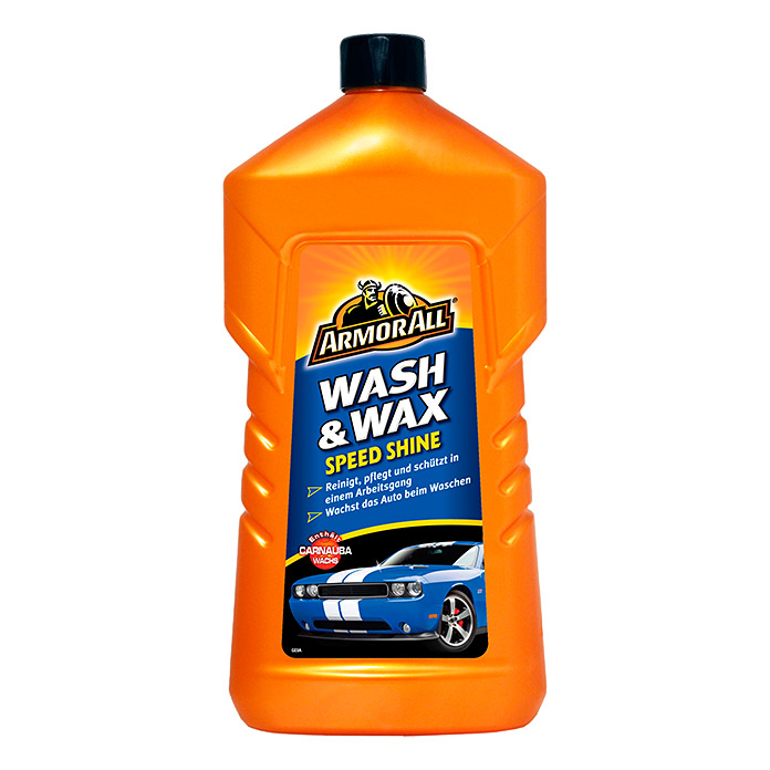 ArmorAll Wash & Wax Speed Shine