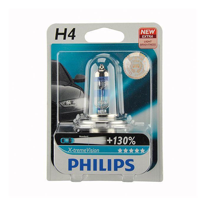 VISION H4 X-TREME   PHILIPS