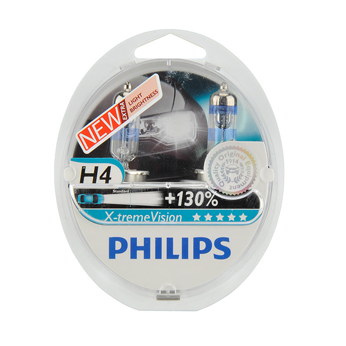VISION H4 X-TREME   2-ER KIT            PHILIPS