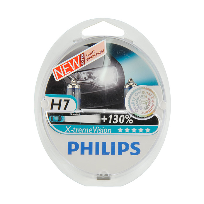 VISION H7 X-TREME   2-ER KIT            PHILIPS
