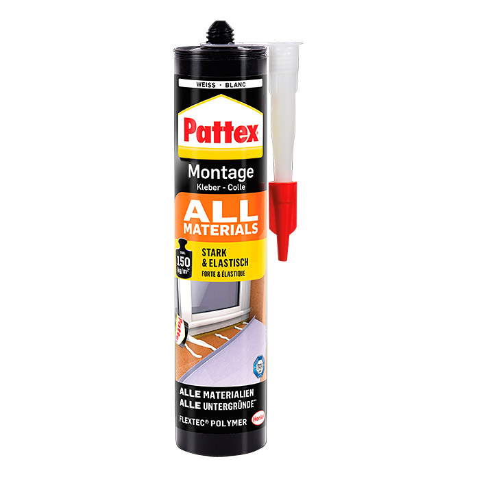 Pattex Montage-Kleber All Materials