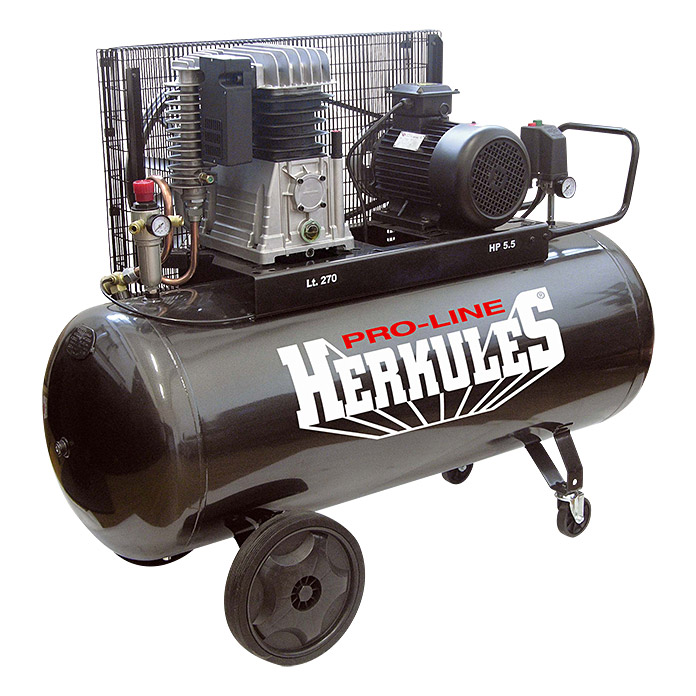 Herkules Kompressor Pro-Line N 59/270 CT5,5 (4 kW/5,5 PS, 10 bar, 270 l)