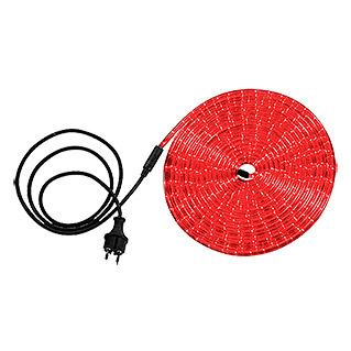 Globo LED-Lichtschlauch (9 m, Rot, IP44)