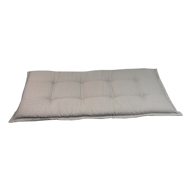 Sunfun Exclusive-Line Bankauflage  (Taupe, 100 % Polyester)