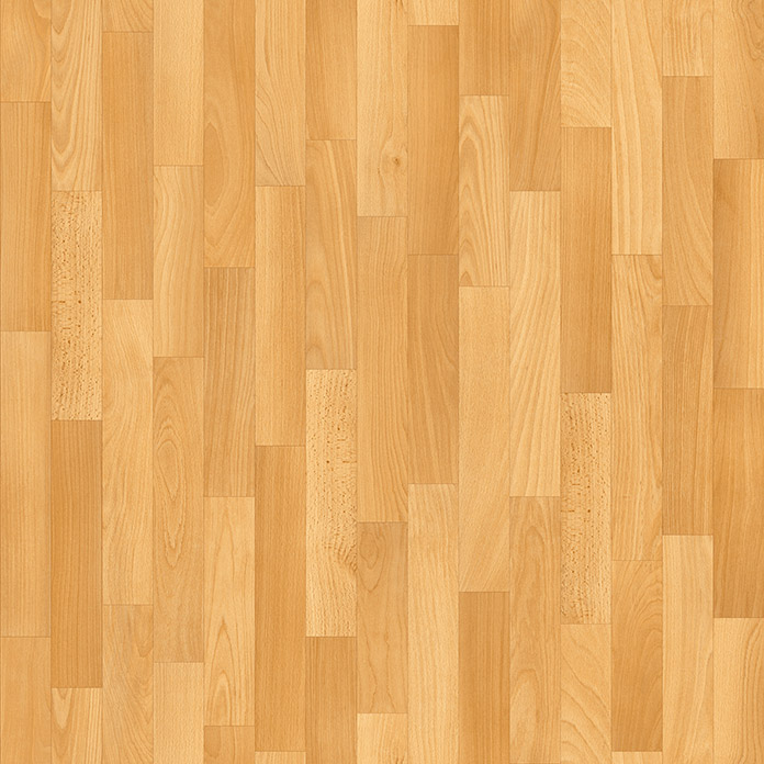 Beauflor PVC-Bodenbelag Atlantic (Beech Plank 101S)