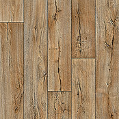 PVC DELTA CRACKED   OAK 633L 400 cm