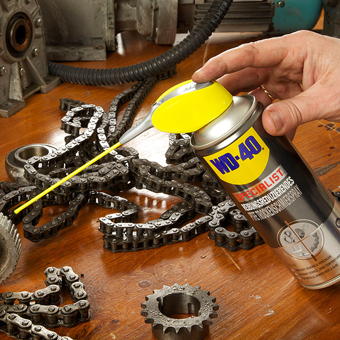 WD-40 SP PTFE TR.SCHM.SPRAY 250 ml DOSE