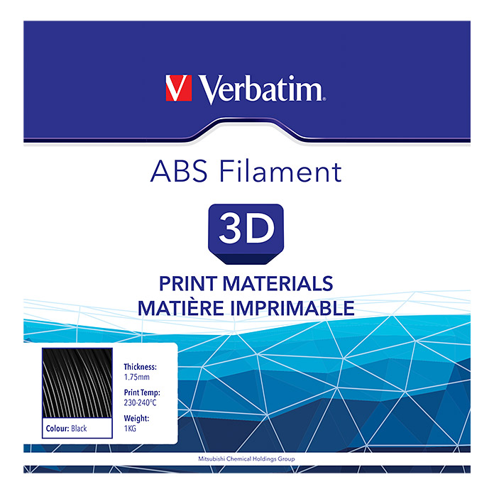 FILAMENT 1,75mm BLACK