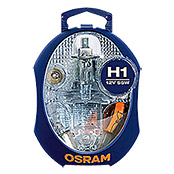 OSRAM H1  EUROBOX   MINI      ERSATZBOX OSRAM