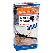 NIVELLIERSPACHTEL   2-30mm         8kg QUICK MIX