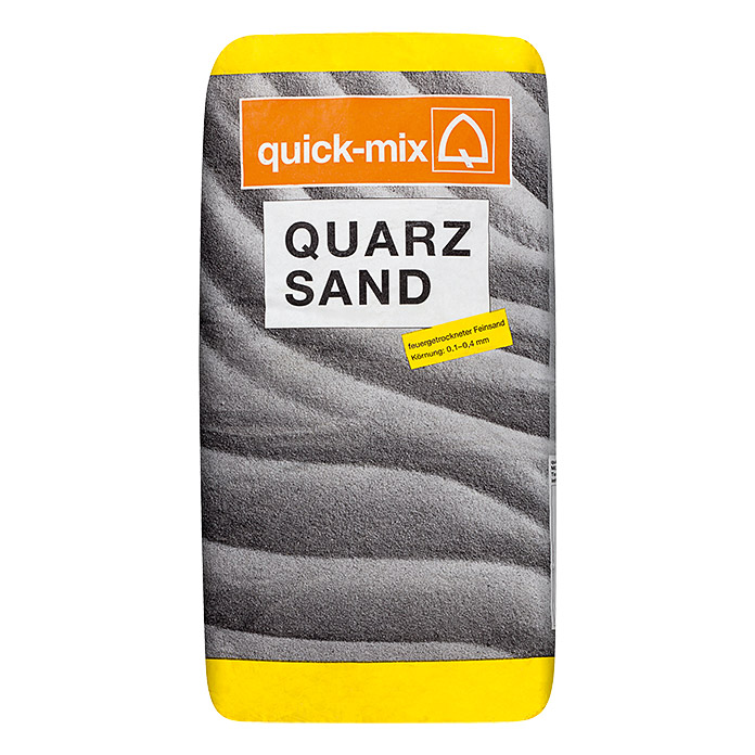 Quick-Mix Quarzsand  (25 kg)