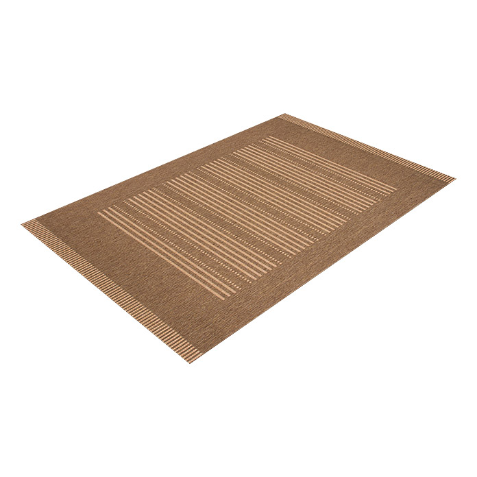 TEPPICH FINCA       120X170 COFFEE-MAIS