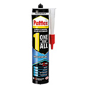 Pattex Montagekleber One for All (310 g, Transparent)