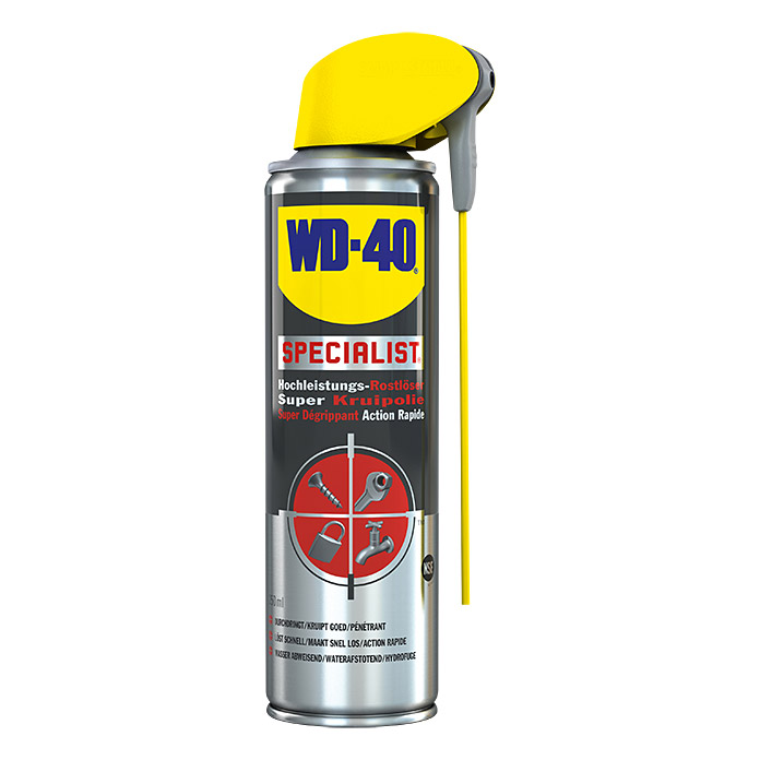 wd 40 specialist rostl ser 250 ml bauhaus. Black Bedroom Furniture Sets. Home Design Ideas