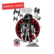 DECOSTICKER 50X70cm STAR WARS FIRSTORDER