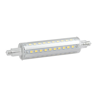 Voltolux LED-Leuchtmittel (10 W, Länge: 118 mm, Warmweiß, Energieeffizienzklasse: A+)