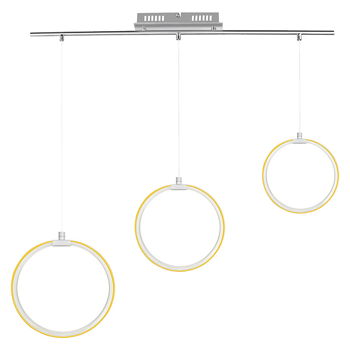 Tween Light Anello LED-Pendelleuchte  (3-flammig)