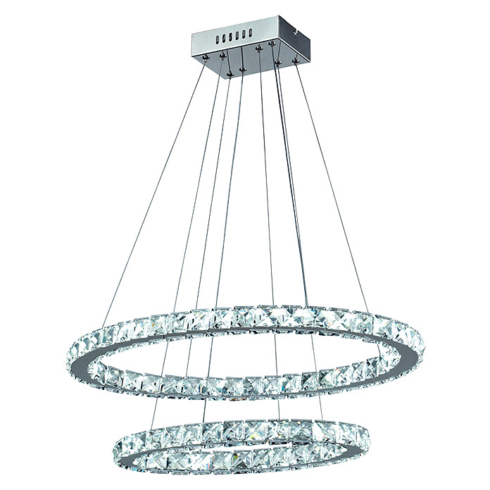 Tween Light LED-Pendelleuchte Crystal