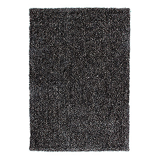 Teppich Style (Anthrazit, 170 x 120 cm, 100 % Polyester (Flor))
