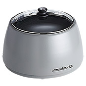LOTUSGRILL GRILLHAUBE XL ANTHRAZIT