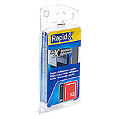 Rapid Grapa High Performance 53/6 (Profundidad de grapado: 6 mm, Acero inoxidable V2A, 540 uds., Ancho: 0,75 mm)