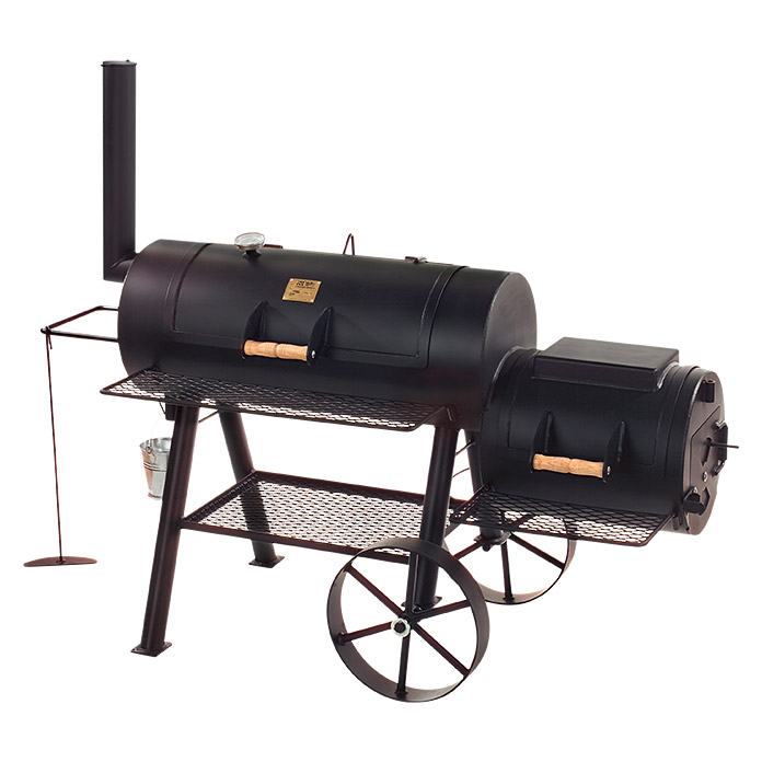 Rumo Barbeque Smoker Texas Classic