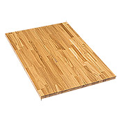 Exclusivholz Aspen Tablero de mesa (Roble, 180 x 80 x 3,2 cm)