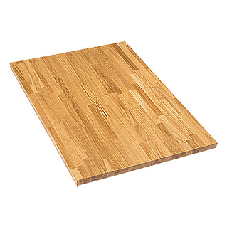 Exclusivholz Aspen Tablero de mesa (Roble, 200 x 90 x 4 cm)