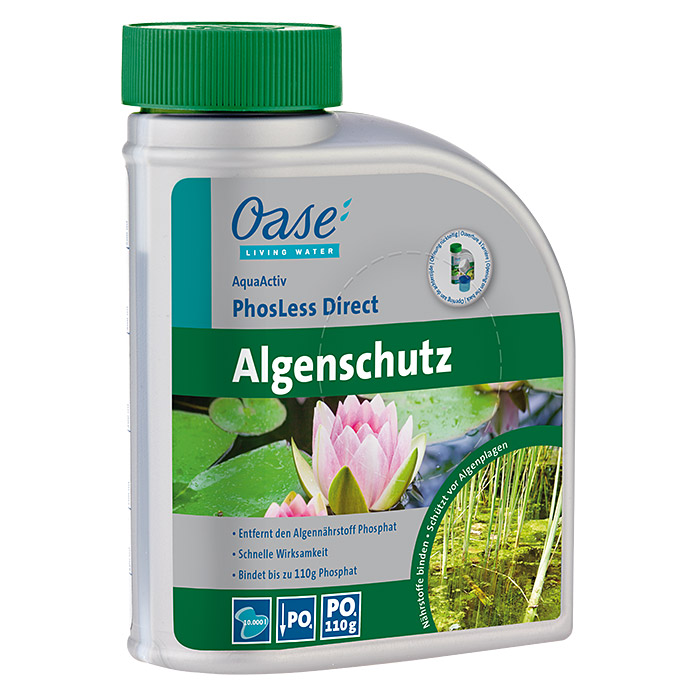 Oase AquaActiv Algenschutzmittel Phosless Direct