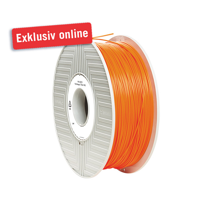 FILAMENT PLA 1,75mm ORANGE