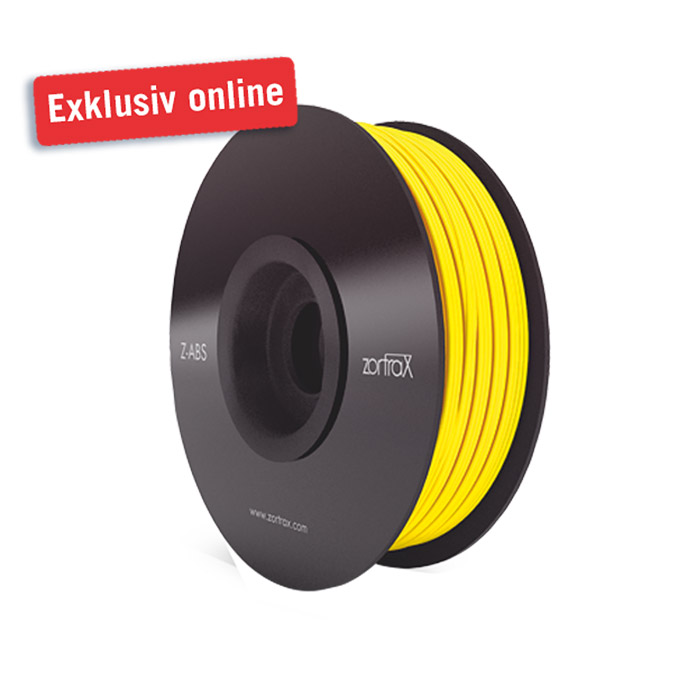 FILAMENT Z-ABS 1,75mANDROID YELLOW