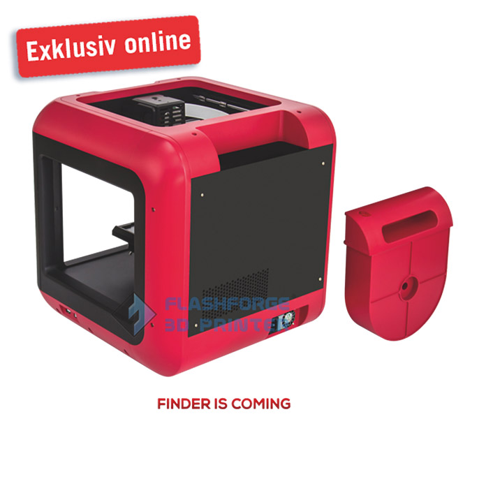 Flashforge 3D Drucker Finder