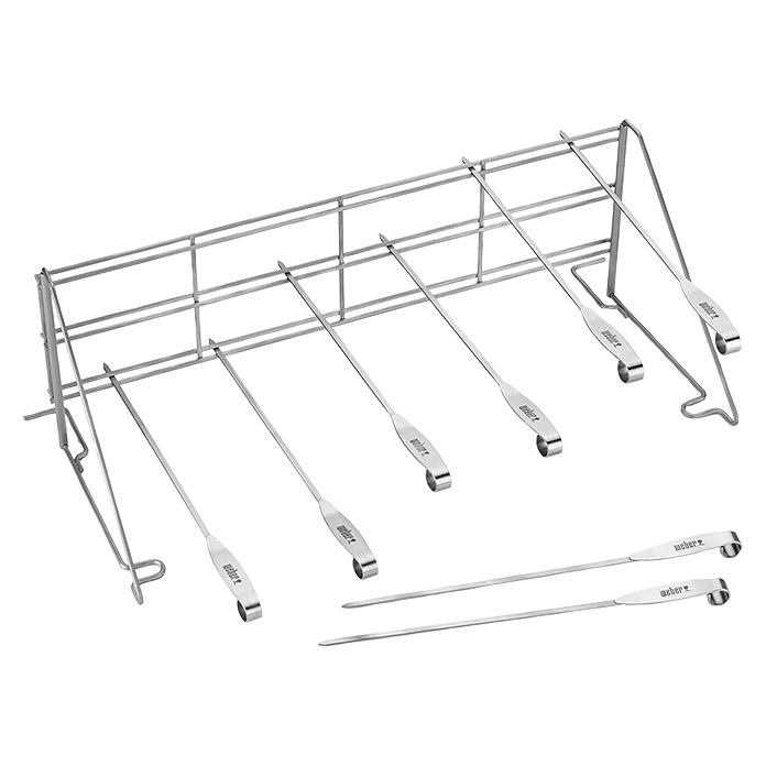 Weber Vertical Rack