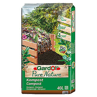 Gardol Pure Nature Kompost (40 l)